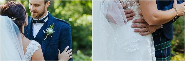 Alisa & Mark // Dumfries House Wedding // Fiona Watson Photography