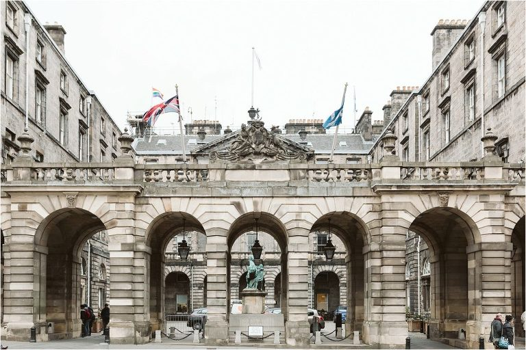 the-outside-arches-of-edinburgh-city-chambers