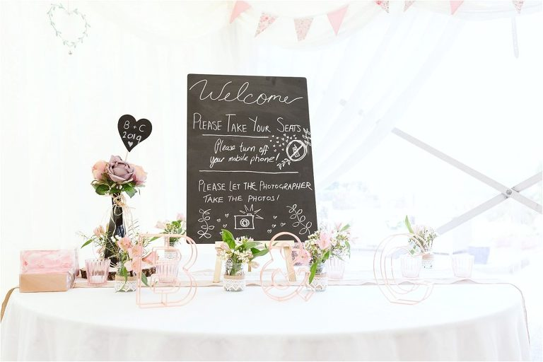 chalkboard-asking-guests-to-take-seats-wire-inital